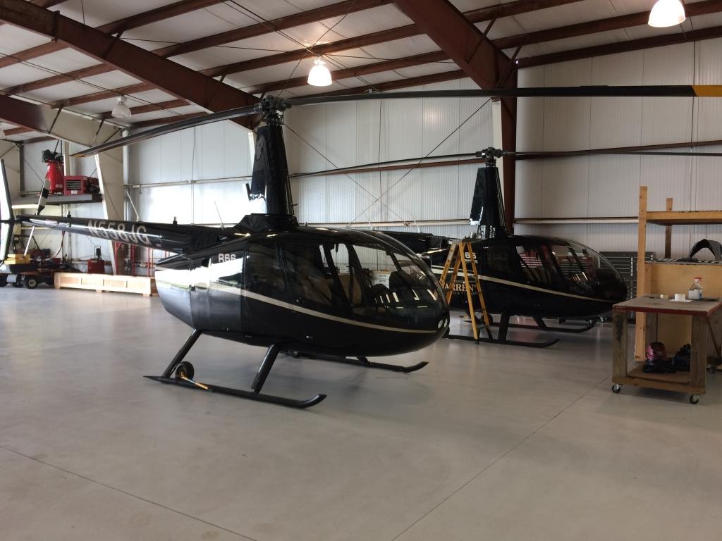 Maintenance   Hampton Roads Helicopters