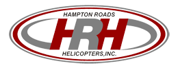 Hampton Roads Helicopters Sticky Logo